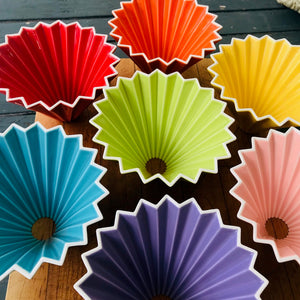 Origami Coffee Dripper (You Choose Color)