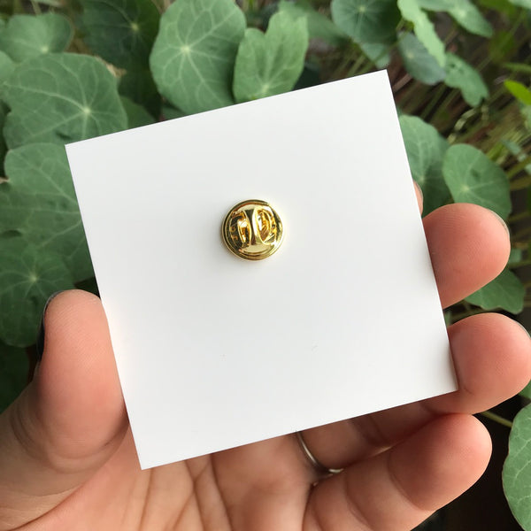 Mushrooms Enamel Pin (you choose color)
