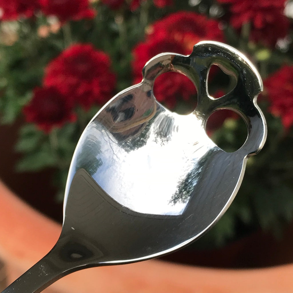 Skull Spoon (You Choose Color)