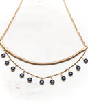 Sway Necklace • Black