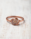 Little Eva Ring • Copper