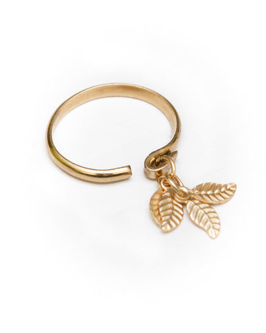 Touch of Gold Ring