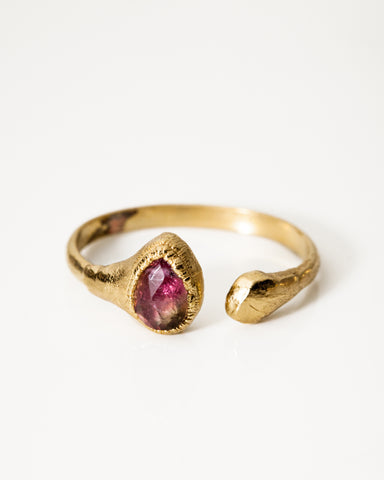 Droplet Ring • Gold