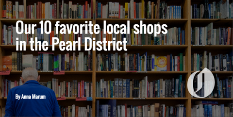 The Oregonian's 10 favorite local boutiques in the Pearl District