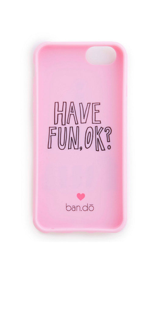 The Ban.do I am fun - iPhone 6/6s Case