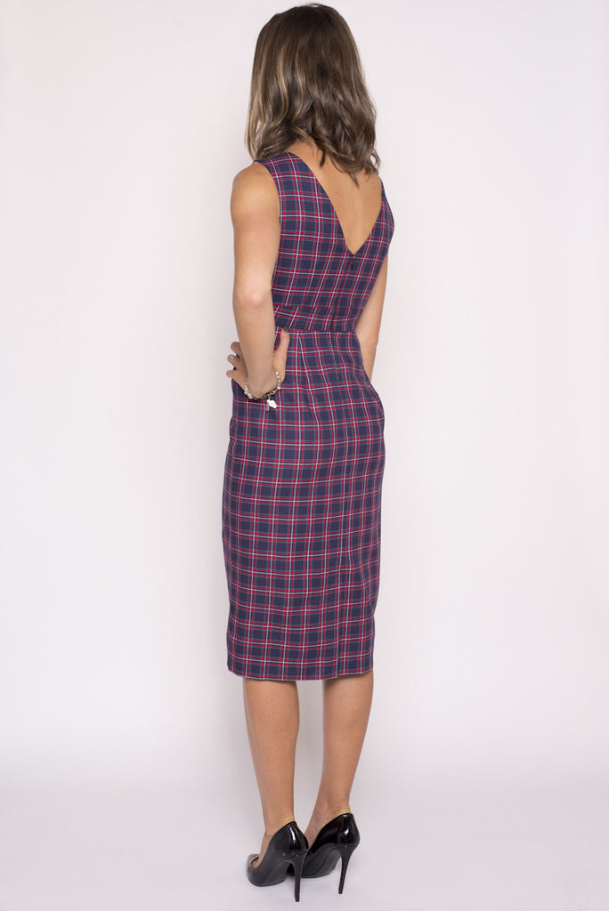 Holly Midi Length Dress