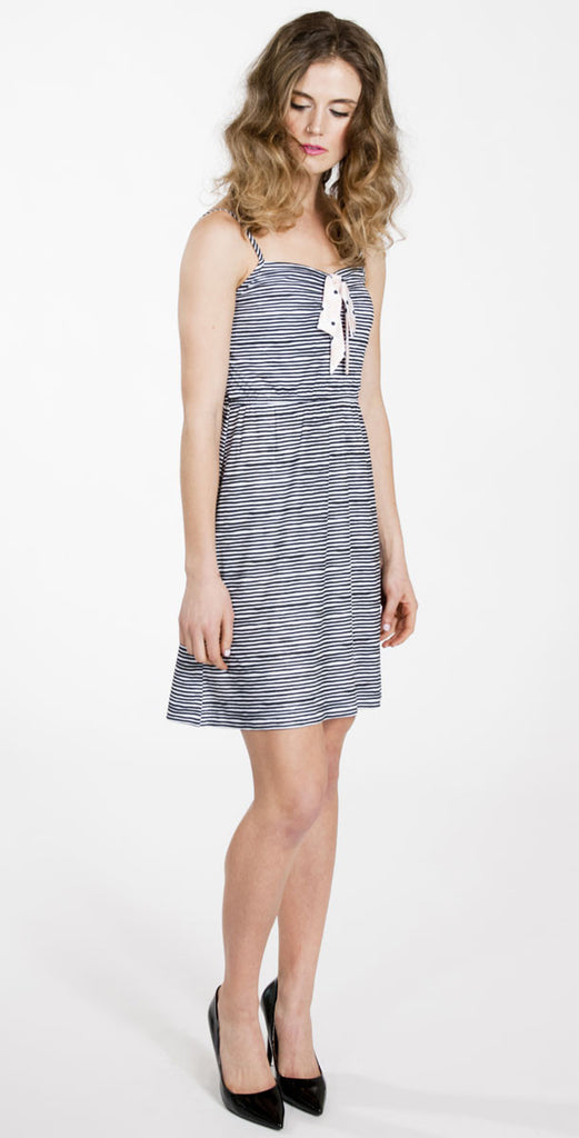 Tiffany Bean Striped Margaret Dress