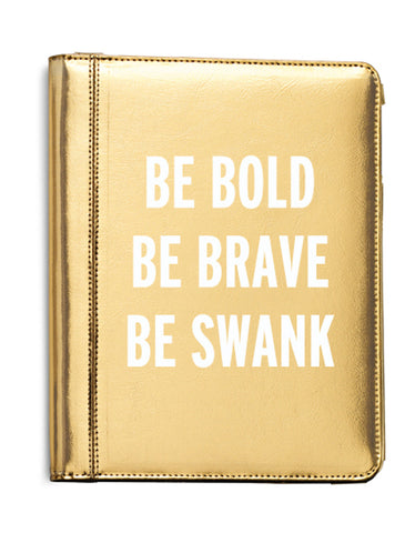 Swank Metallic iPad Case