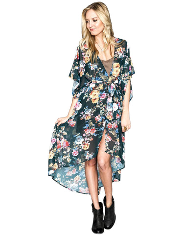 Show Me Your Mumu Mallory Wrap