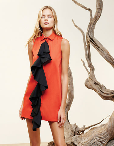 Alexis Mylo Dress in Red