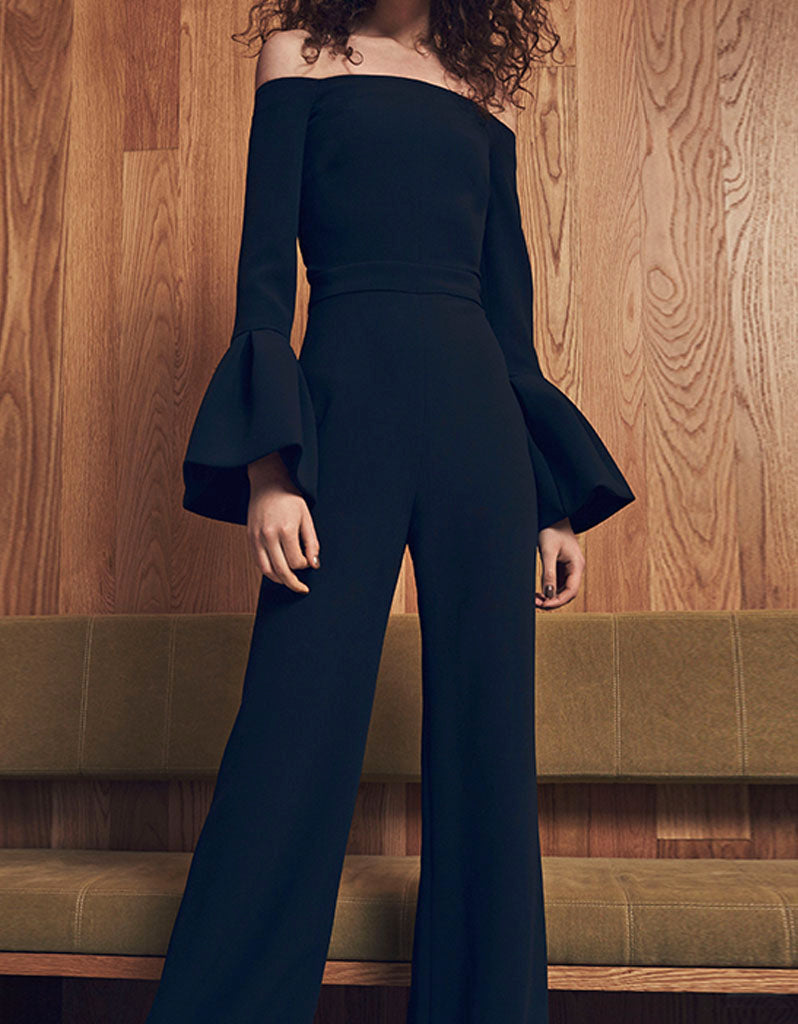 Alexis Astoria Jumpsuit in Black