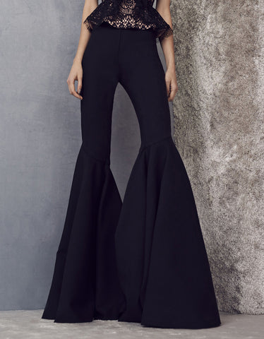 Alexis Ambrosio Pants in Black