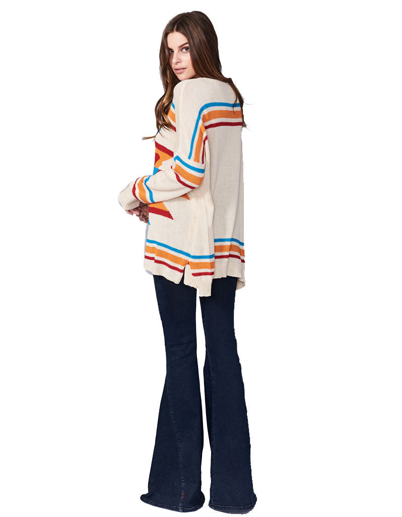 Show Me Your Mumu Bonfire Sweater in Todos Santos - SWANK - Tops - 4