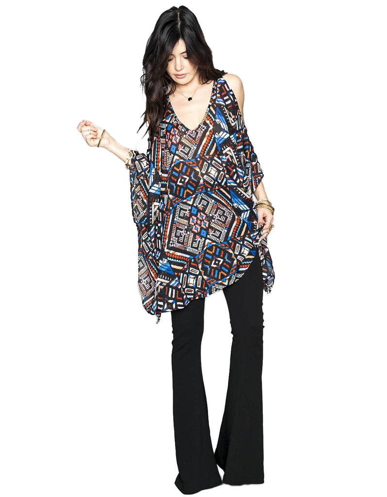 Show Me Your Mumu Peta-Boo Tunic - SWANK - Tops - 4