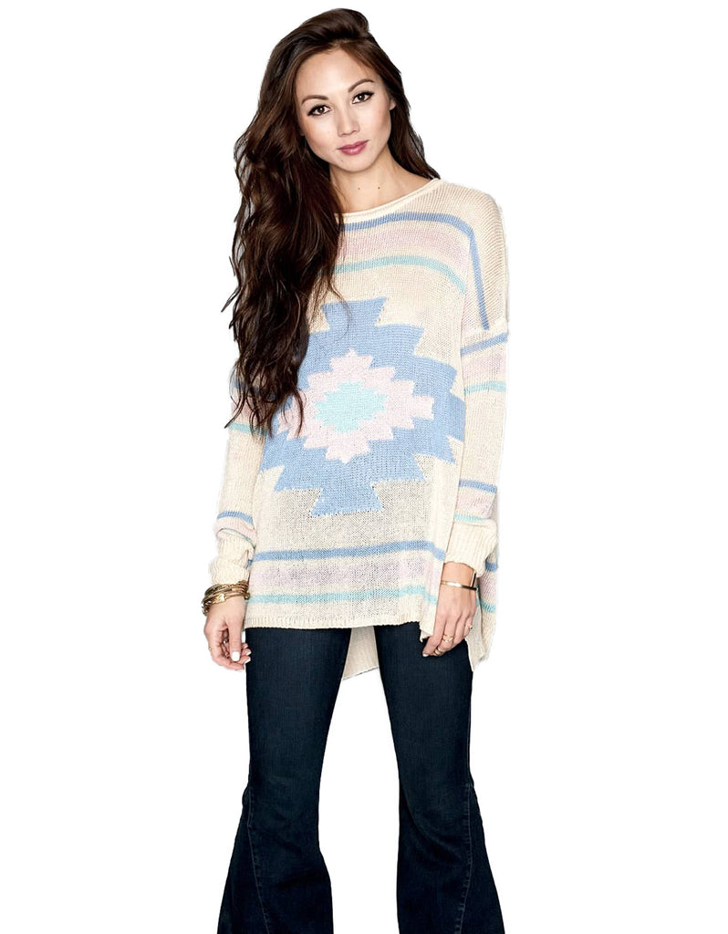Show Me Your Mumu Bonfire Pullover - SWANK - Tops - 3