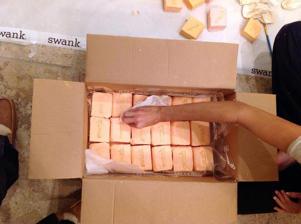 Swank Handmade All Natural Soap- 5 Bars - SWANK - other - 8