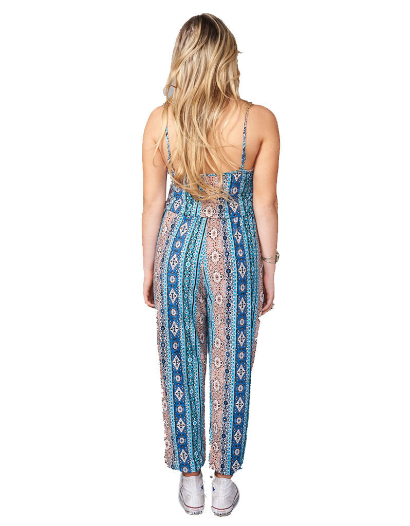 Show Me Your Mumu Cooper Playsuit in Lucky Charmer - SWANK - Jumpsuits - 2