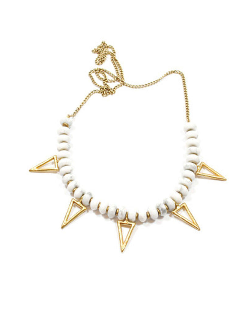 Seaworthy Cuate Necklace - SWANK - Jewelry - 1