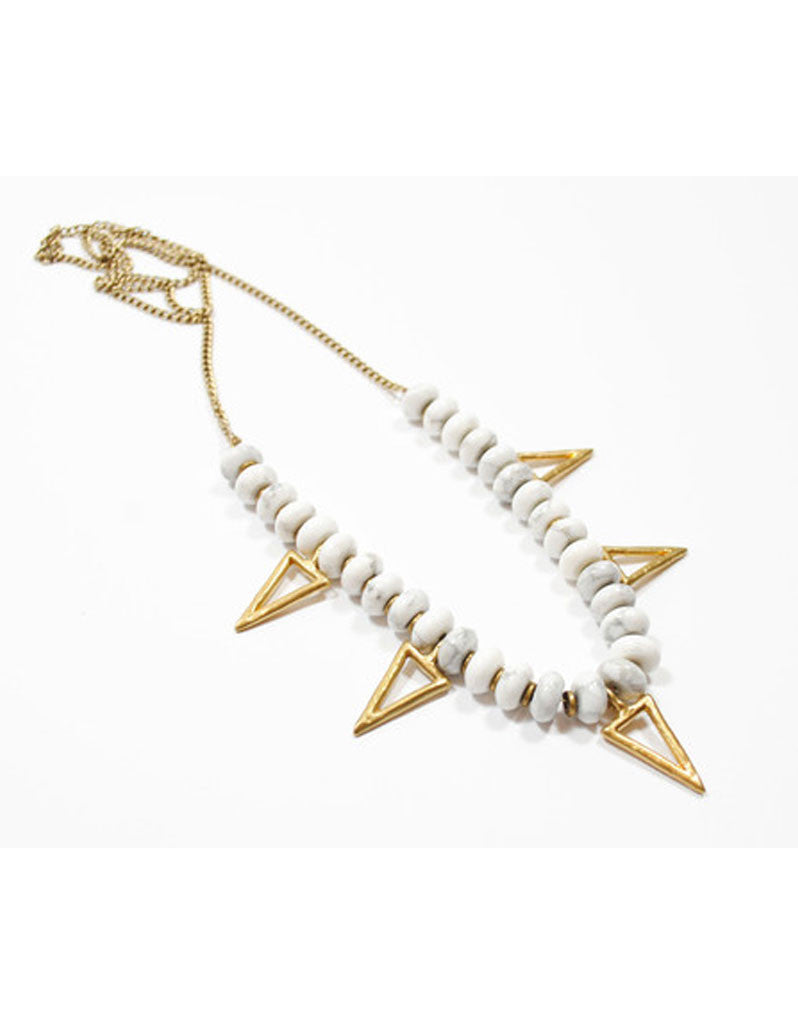 Seaworthy Cuate Necklace - SWANK - Jewelry - 3