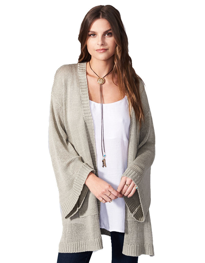 Show Me Your Mumu Easy Cardi in Ojai Bull - SWANK - Tops - 2