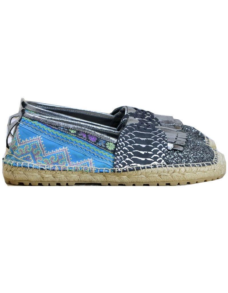 BOHO ESPADRILLES - IBIZA NIGHTS - SWANK - Shoes - 1