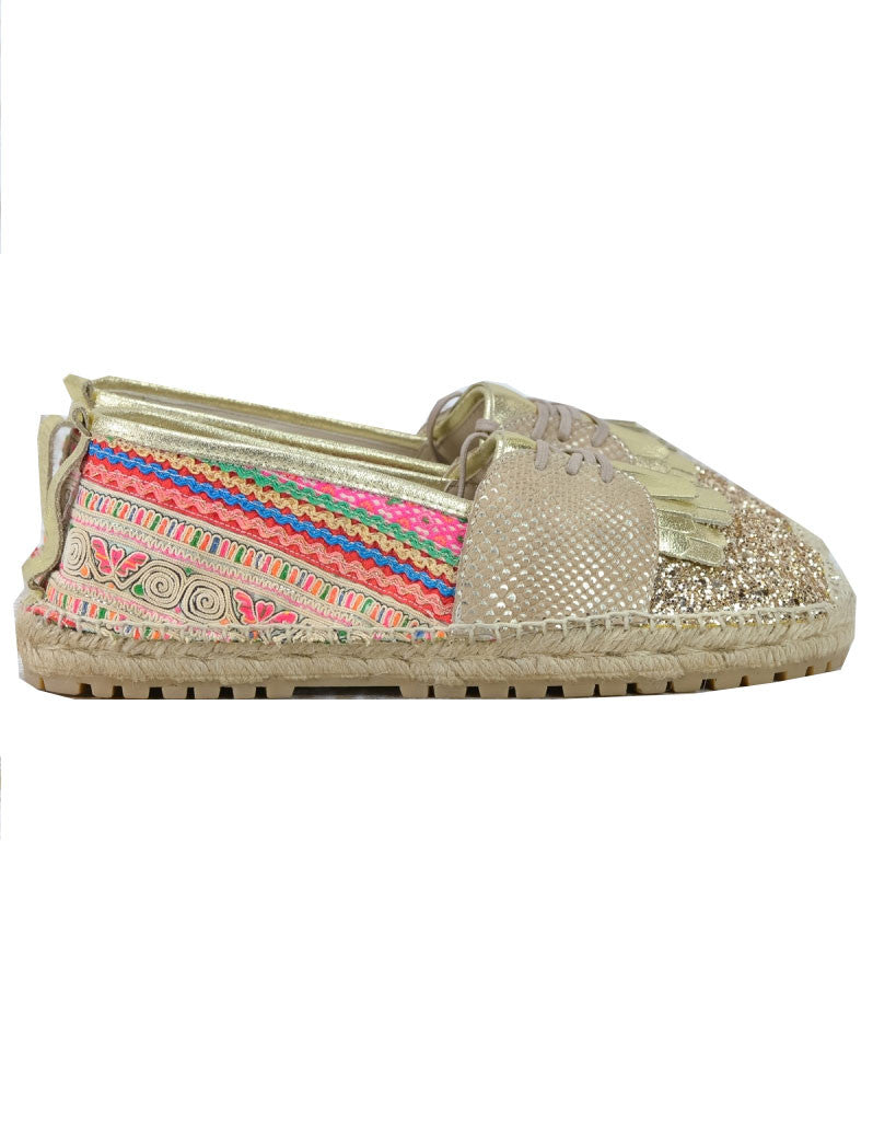 BOHO ESPADRILLES - SUNLIGHT - SWANK - Shoes - 2