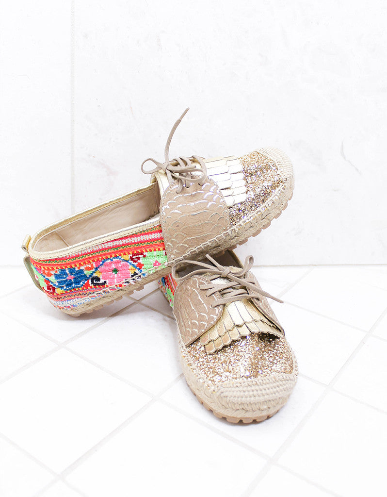 BOHO ESPADRILLES - SUNLIGHT - SWANK - Shoes - 1