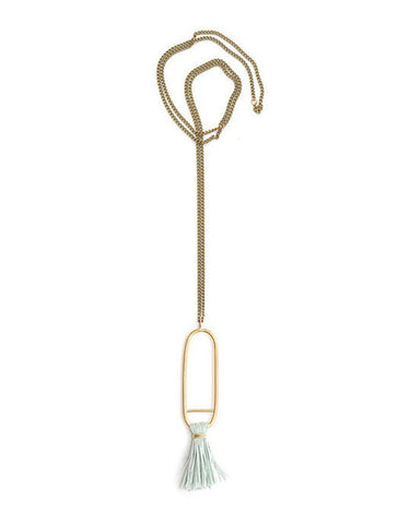 Seaworthy Fusion Necklace in Mint