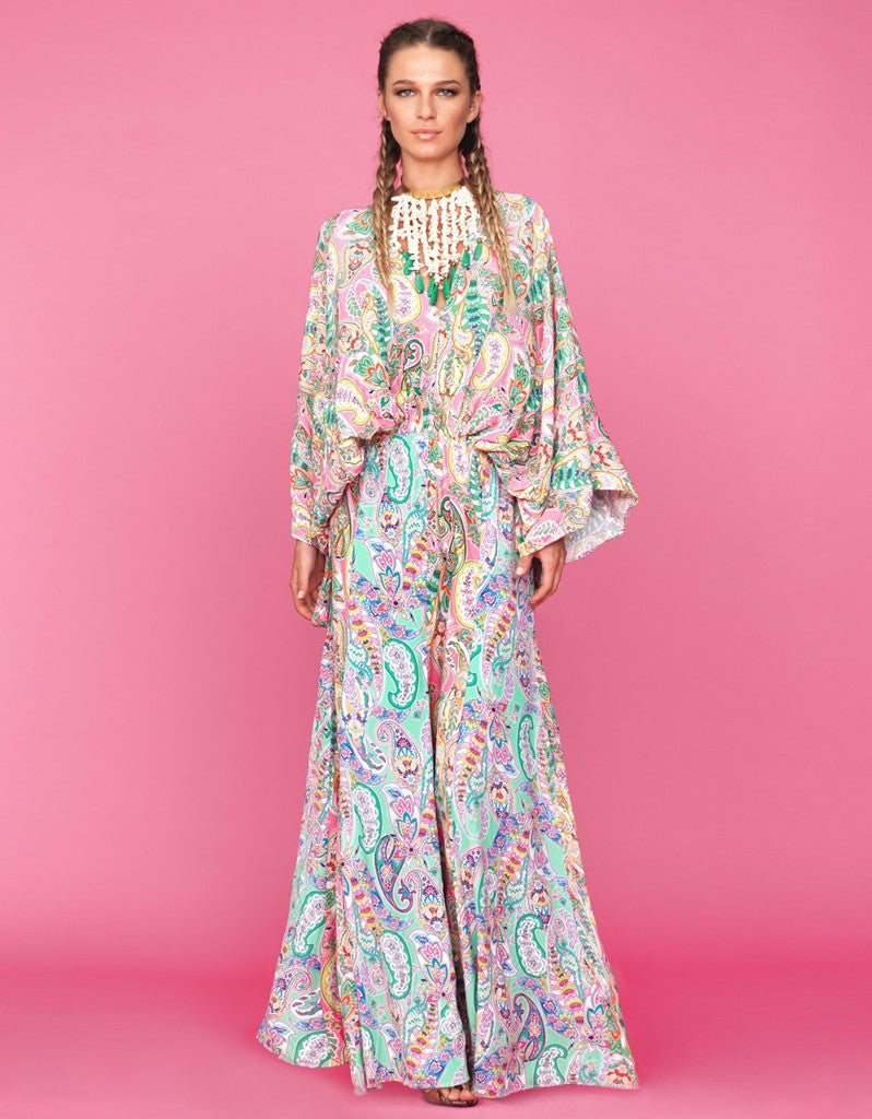 Tete by Odette Hawaii Long Dress