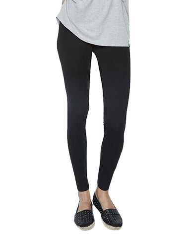 Michael Lauren Hugo Fitted Legging in Black
