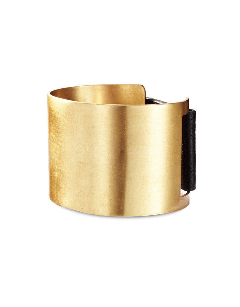 Jenny Bird THE Cuff in Gold - SWANK - Jewelry - 1