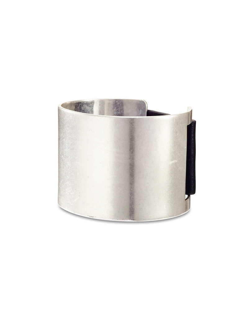 Jenny Bird THE Cuff in Silver - SWANK - Jewelry - 1