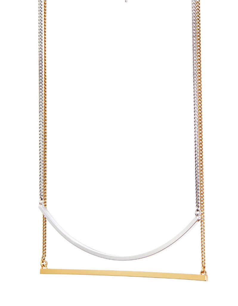 Jenny Bird Tula Swing Necklace - SWANK - Jewelry - 3