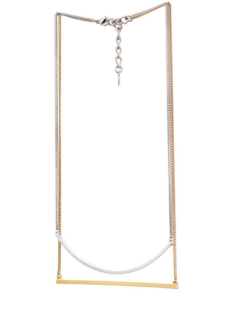 Jenny Bird Tula Swing Necklace - SWANK - Jewelry - 1
