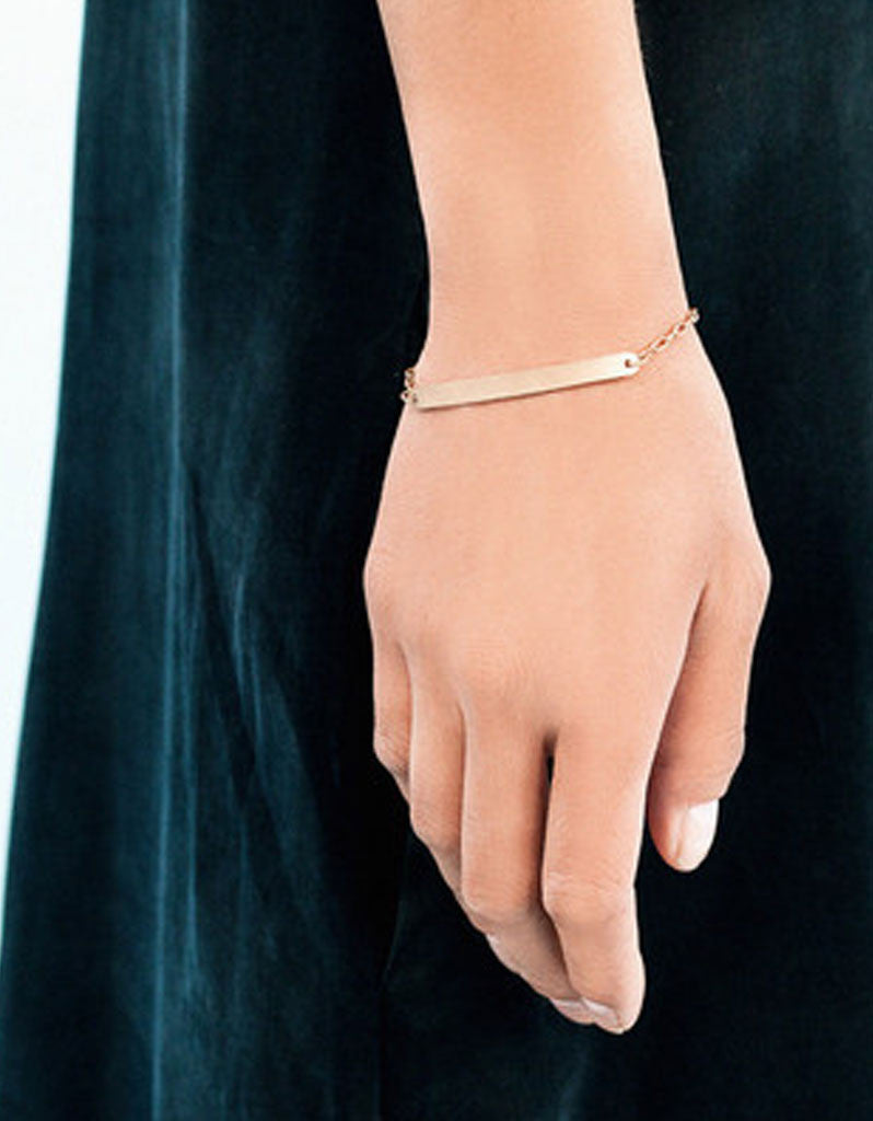 Seaworthy Kohn Bracelet in Gold - SWANK - Jewelry - 2