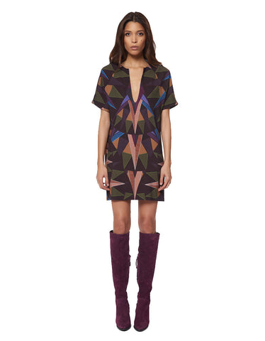 Mara Hoffman Compass Tunic Dress