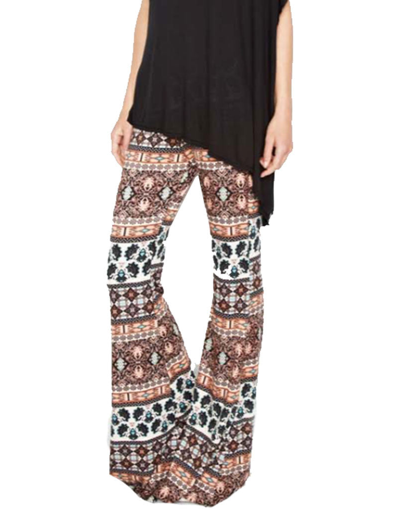 Michael Lauren Mars Bell Pant in Sequoia - SWANK - Pants - 4