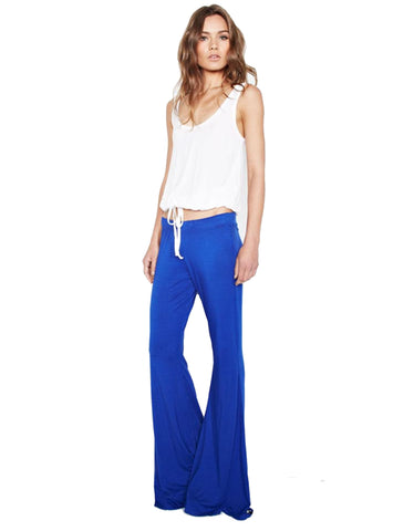 Michael Lauren Mars Bell Pant in Moonstone