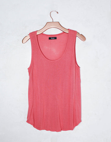 Michael Lauren Ray Tank in Primrose