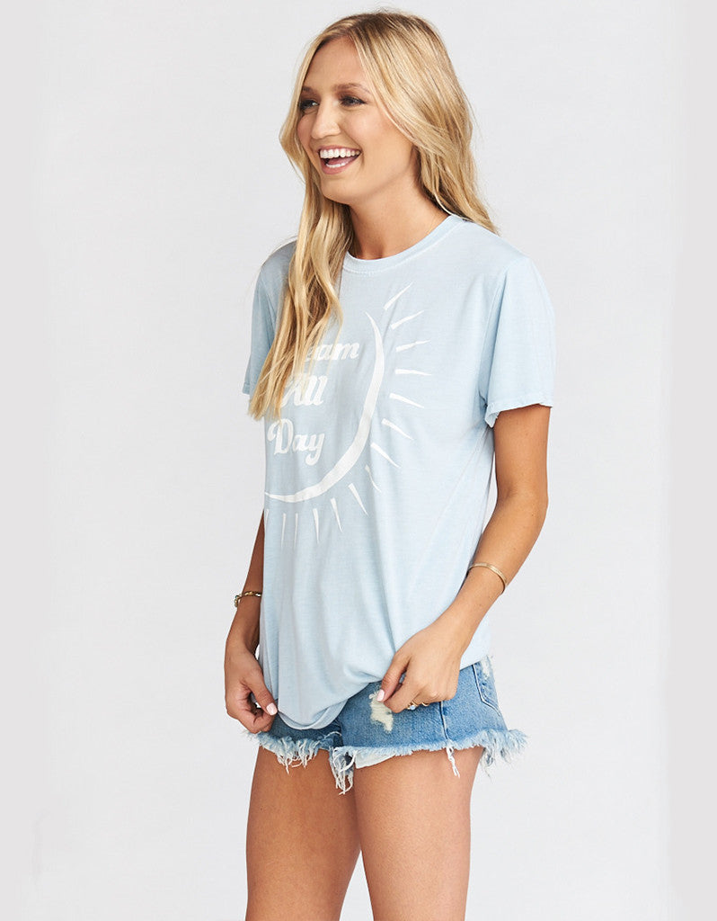 Show Me Your Mumu Oliver Tee - DREAM ALL DAY