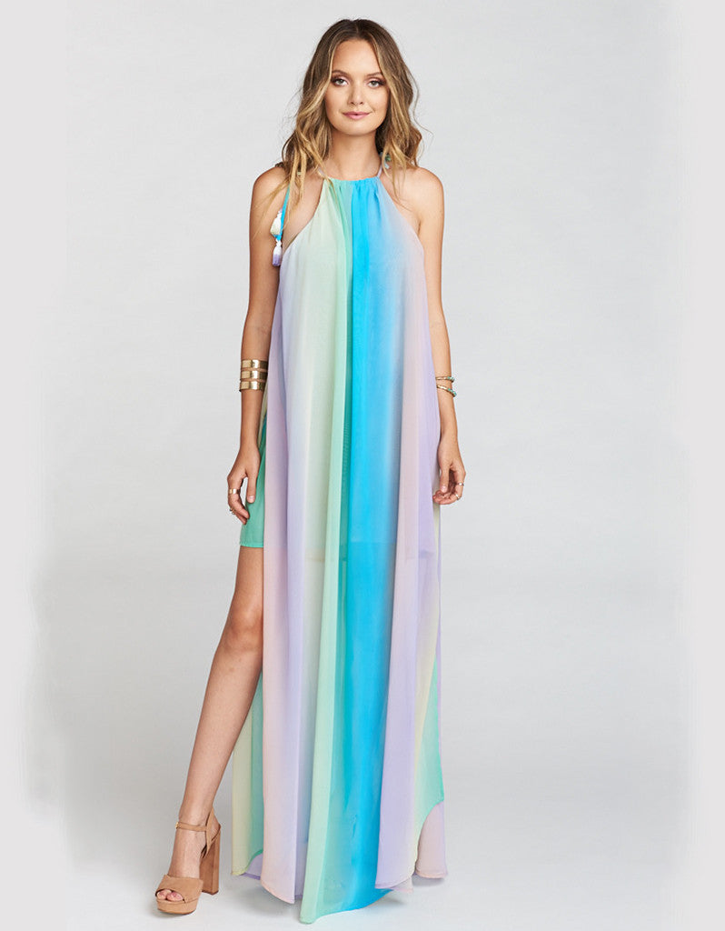 Show Me Your Mumu Rochester Maxi Dress in Whimsy Wonder