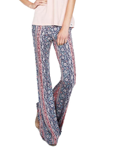 Michael Lauren Mars Bell Pant in Boho South