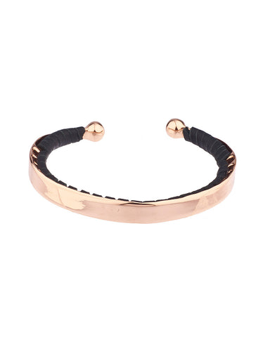 Shashi Lilu Bracelet in Black