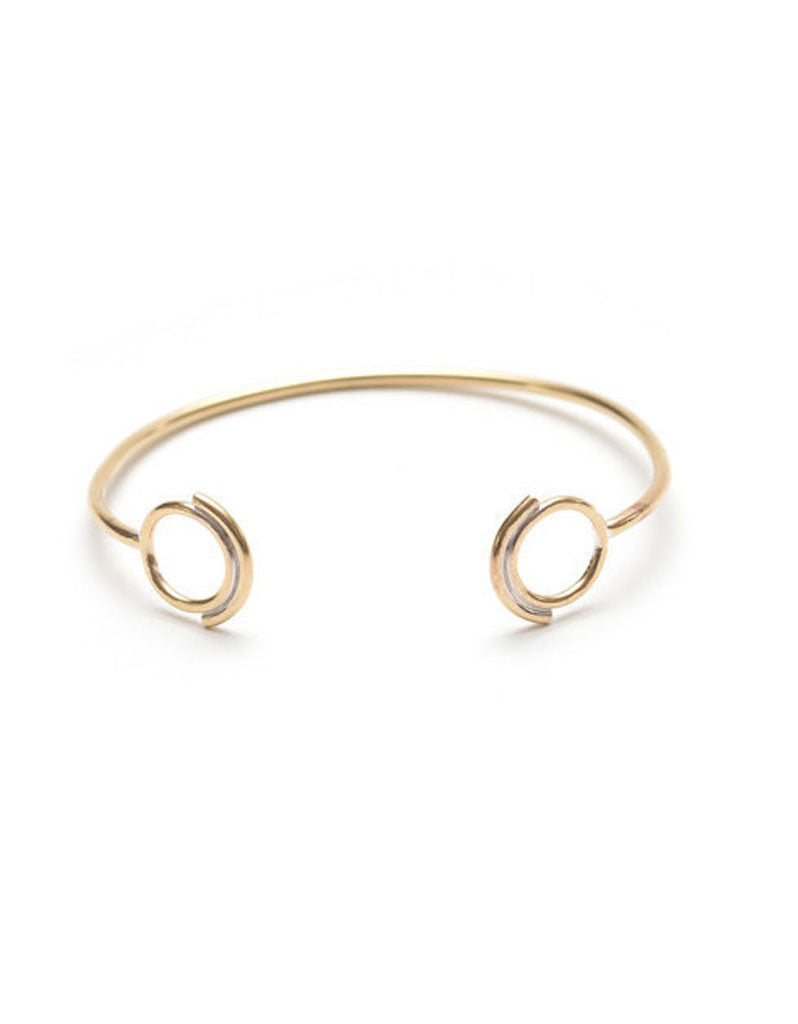 Seaworthy Orbit Cuff - SWANK - Jewelry - 1