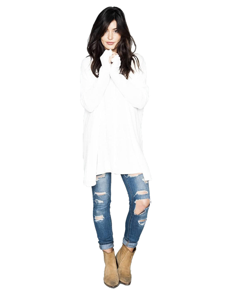 Show Me Your Mumu Overtop Sweater - SWANK - Tops - 2