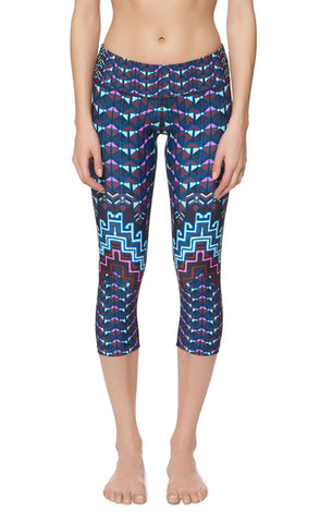 Mara Hoffman Active Crop Legging