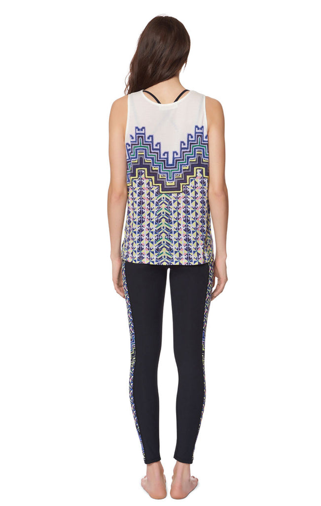 Mara Hoffman Active Tank Top - SWANK - Tops - 2
