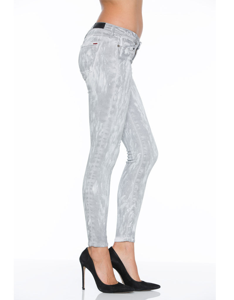n:Philanthropy Rebecca in Grey Marble - SWANK - Pants - 3