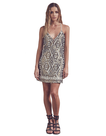 Saylor Talli Racerback Tank Dress