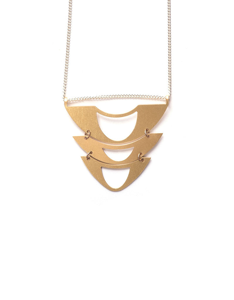 Seaworthy Gunta Necklace - SWANK - Jewelry - 3